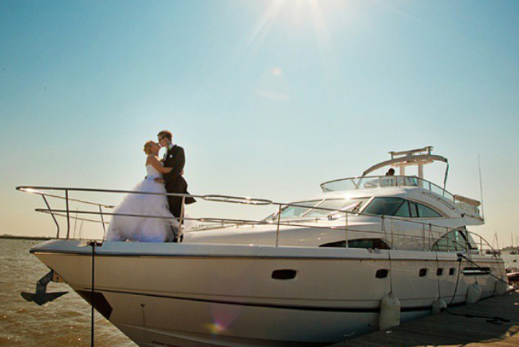 Party Boat Luxury Yacht Charters Los Cabos Cabo San Lucas Mexico Als